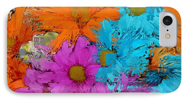 All The Flower Petals In This World 2 Phone Case by Kume Bryant