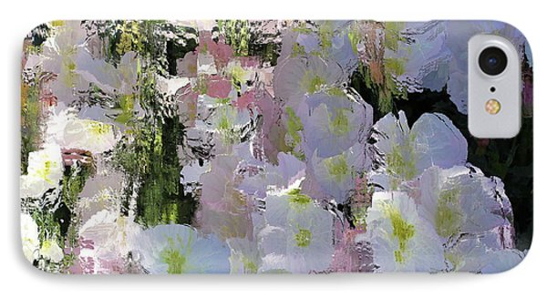 All The Flower Petals In This World Phone Case by Kume Bryant