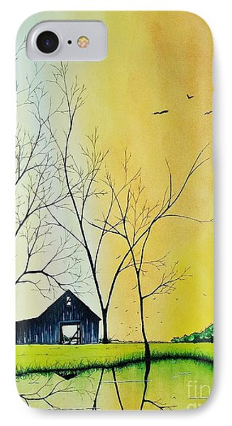 All The Leaves Are Gone  IPhone Case