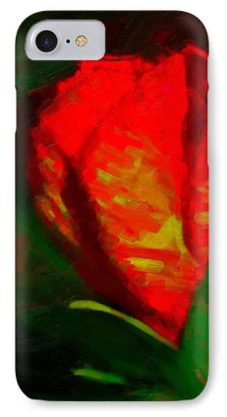 IPhone Case featuring the painting All Went Wrong by Joe Misrasi
