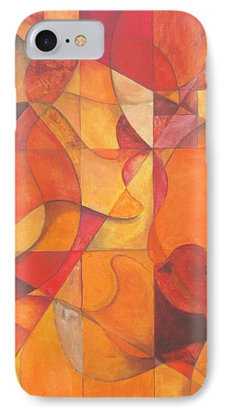 IPhone Case featuring the painting All You Need Is Faith To Hear by Rick Ahlvers
