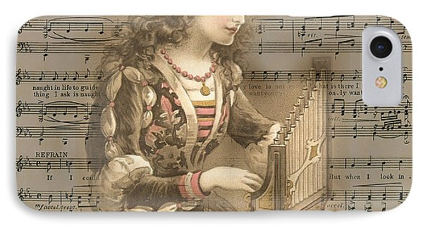 All You Want Is Music IPhone Case by Art World