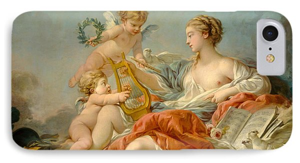Allegory Of Music IPhone Case