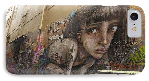 Alley Graffiti #2 Phone Case by Stuart Litoff
