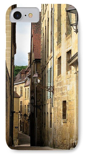 Alleys Of Sarlat IPhone Case