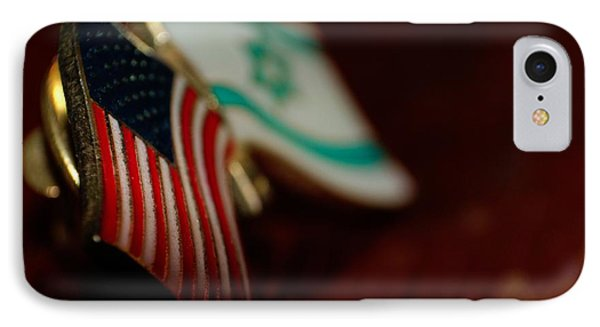 Allies IPhone Case by John Rossman