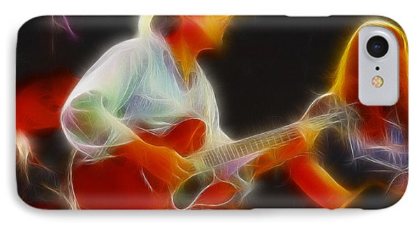 Allman-dickie-95-gc2-fractal Phone Case by Gary Gingrich Galleries