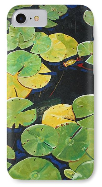 Alluring IPhone Case by Phil Chadwick