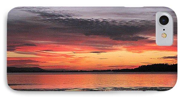Alluring Sunset IPhone Case by Suzy Piatt