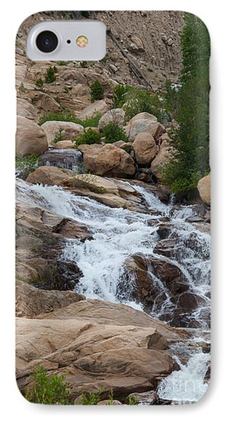 Alluvial Falls Phone Case by Kay Pickens