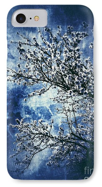 Almond Tree #2 Phone Case by Angela Bruno