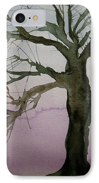 IPhone Case featuring the painting Almost Spring by Beverley Harper Tinsley