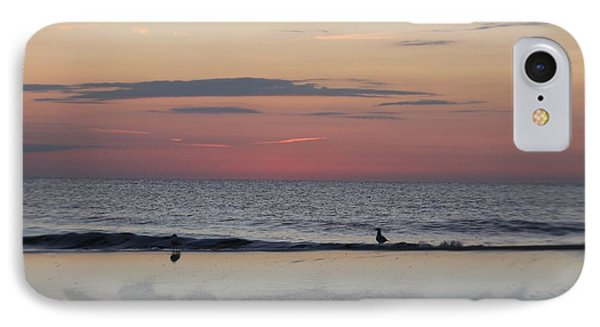 IPhone Case featuring the photograph Almost Sunrise by Robert Banach
