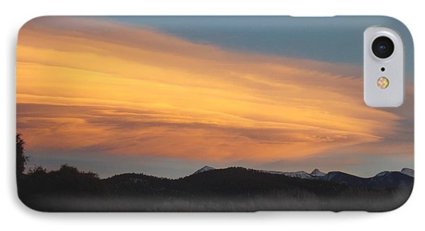 IPhone Case featuring the photograph Almost Too Much Cloud To Bear by Anastasia Savage Ealy