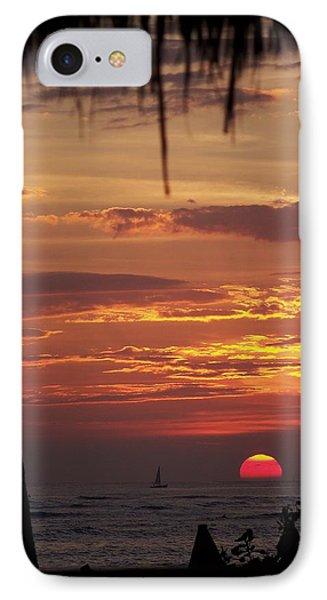 Aloha Phone Case by Karen Wiles