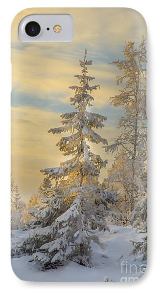 Alone But Strong IPhone Case by Rose-Maries Pictures
