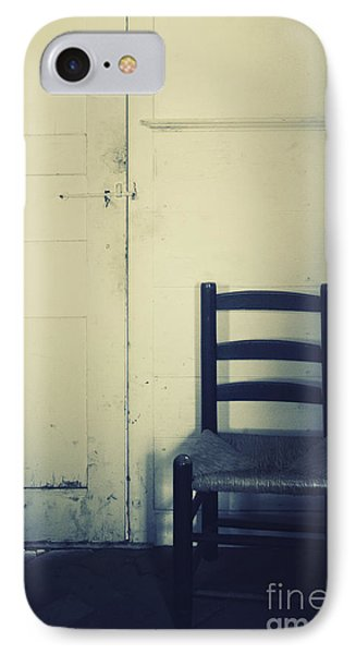 Alone In A Room Phone Case by Margie Hurwich