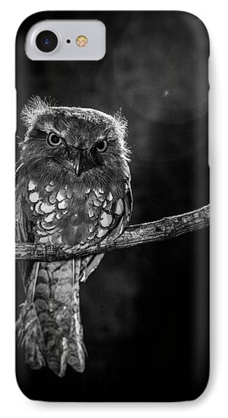 Alone In The Night IPhone Case