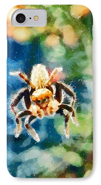 Along Came A Spider IPhone Case