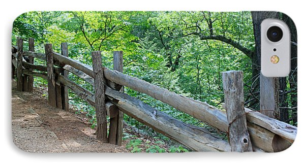 Along The Blue Ridge Parkway IIi Phone Case by Suzanne Gaff