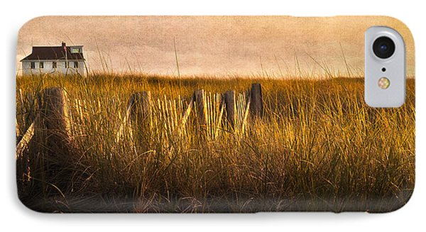 Along The Fence Phone Case by Bill Wakeley