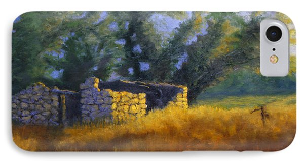 Along The Lincoln Highway IPhone Case by Jerry McElroy