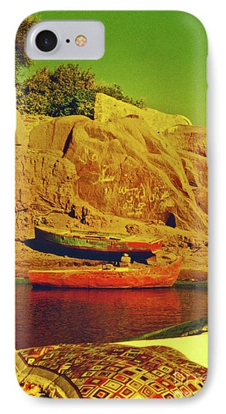 Along The Nile IPhone Case