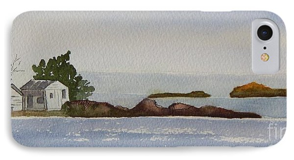 Along The North Shore IPhone Case