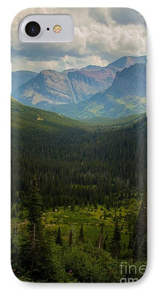 Along The Path To Iceburg 18 Phone Case by Natural Focal Point Photography