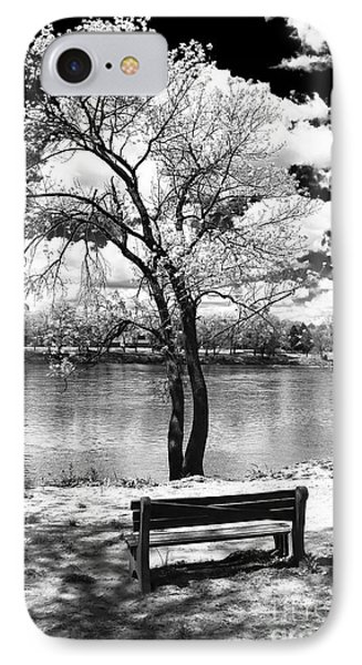 Along The River Phone Case by John Rizzuto