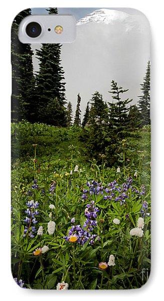 Alpine Beauty IPhone Case