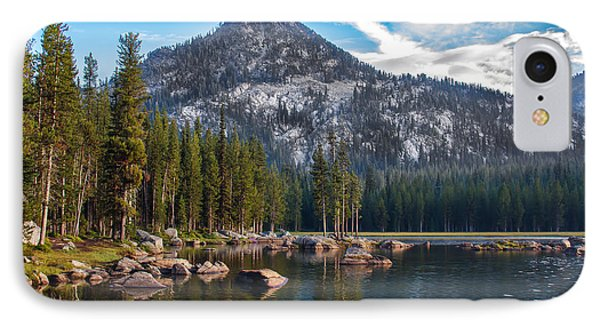 Alpine Beauty IPhone Case by Robert Bales