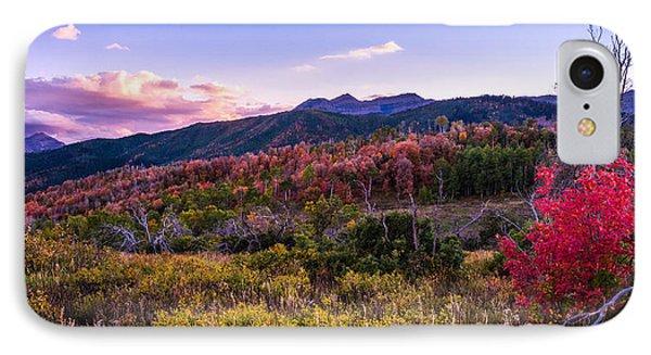 Alpine Fall IPhone Case