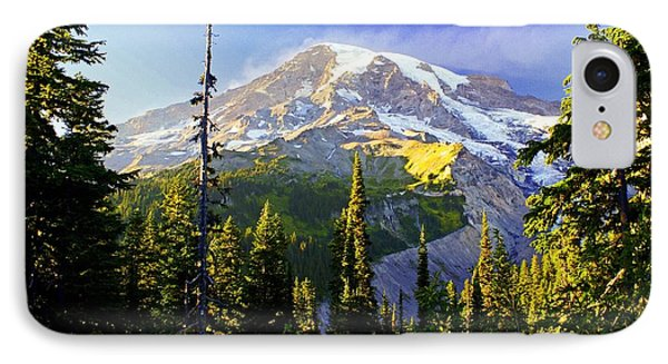 Alpine Glow 2 Phone Case by Marty Koch
