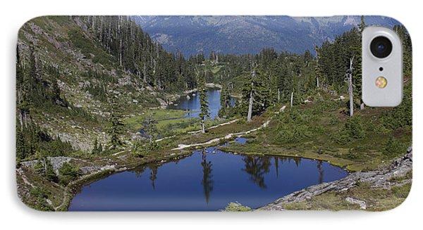 Alpine Lakes IPhone Case