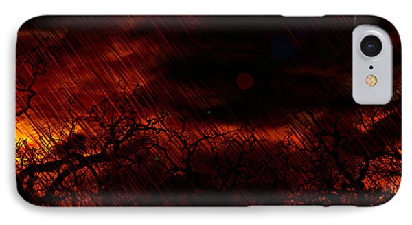 Already Rained IPhone Case by Persephone Artworks