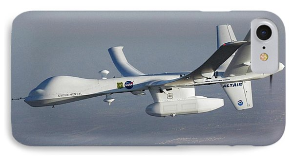 Altair Unmanned Aerial Vehicle IPhone Case