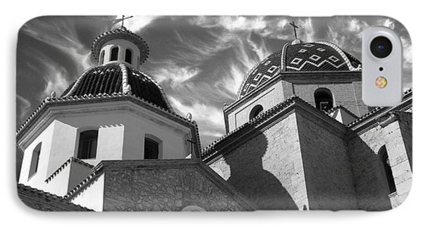 Altea Cathedral IPhone Case