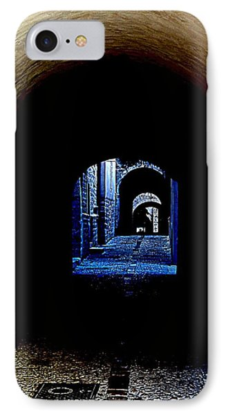 Altered Arch Walkway IPhone Case