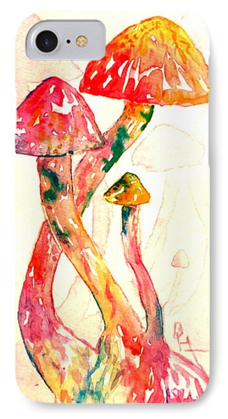 Altered Visions IIi Phone Case by Beverley Harper Tinsley
