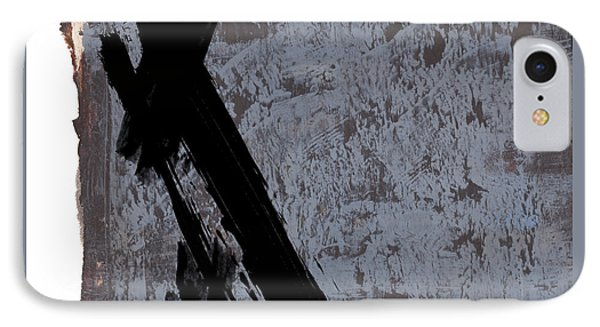 Alternative Edge I Phone Case by Paul Davenport