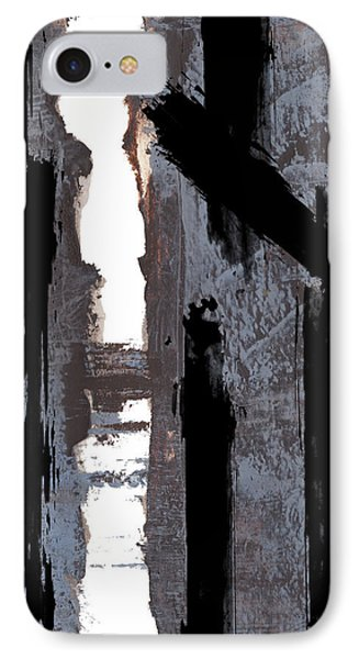 Alternative Edge Il Phone Case by Paul Davenport