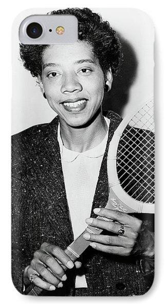 Althea Gibson (1927-2003) IPhone Case