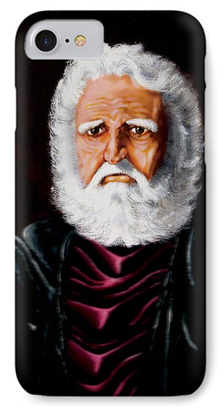 Altions...painted When 17years Old Phone Case by Ron Haist