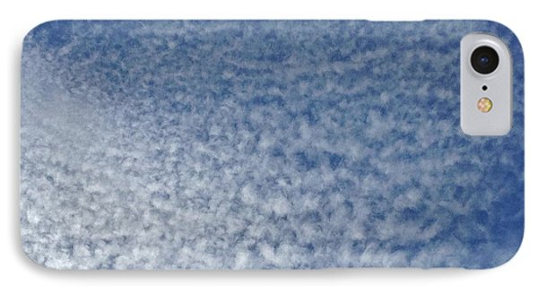 IPhone Case featuring the photograph Altocumulus Clouds by Jason Williamson