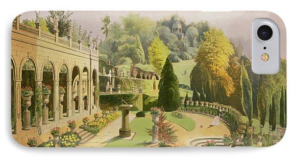 Alton Gardens IPhone Case by E Adveno Brooke