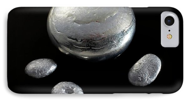 Aluminium IPhone Case by Science Photo Library