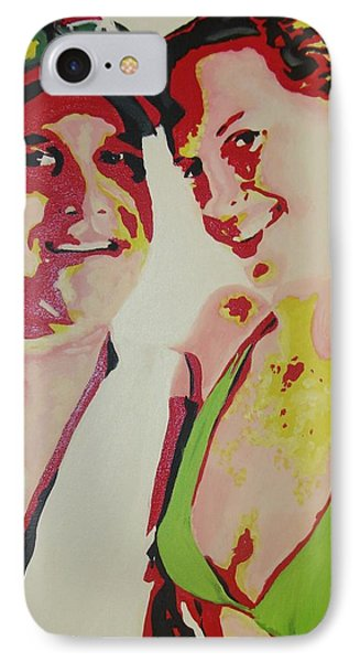 Always And Forever Phone Case by Lorinda Fore