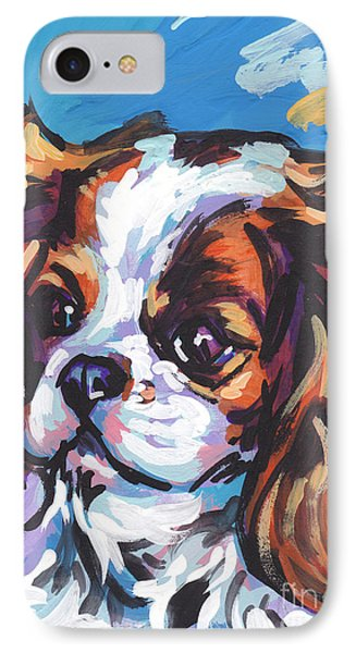 Always Cavalier IPhone Case by Lea S