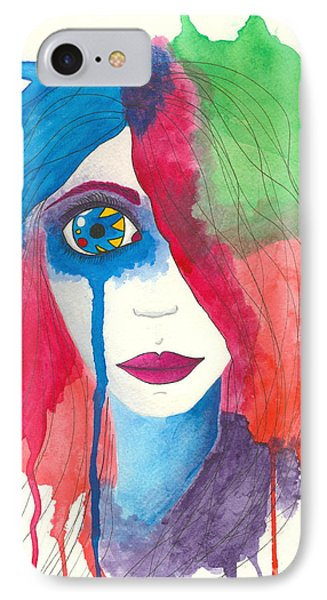 Always The Clown Phone Case by Emily Alexander